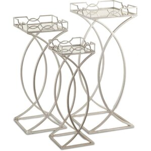 3-Piece Canaan Accent Table Set by Mercana