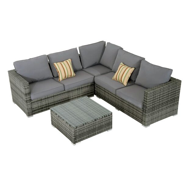 Garden Sofa Sets You Ll Love Wayfair