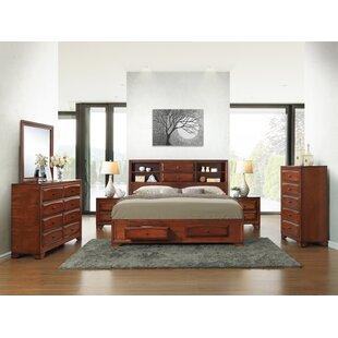Asger Queen Platform Configurable Bedroom Set ByRoundhill Furniture