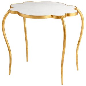 Flora End Table by Cyan Design