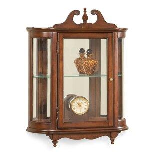 Kallen Wall Mounted Curio Cabinet