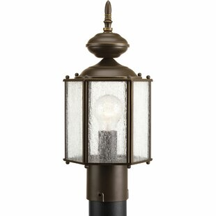 Compare prices Triplehorn 1-Light Lantern Head By Alcott Hill