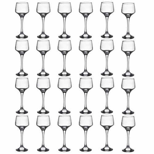 Argon Tableware Sherry / Liqueur Glasses - 80Ml (2.8Oz) -