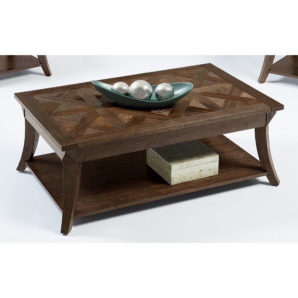 Bon Red Barrel Studio Turtle Mountain Coffee Table | Wayfair