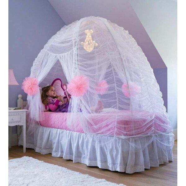 HearthSong Fairy Tale Bed Tent U0026 Reviews | Wayfair