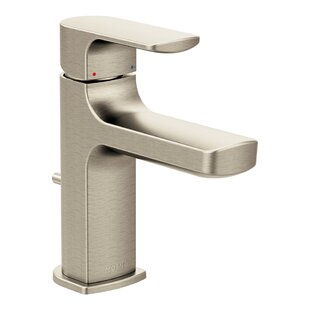 Rizon Low Arc Bathroom Faucet With Drain Embly