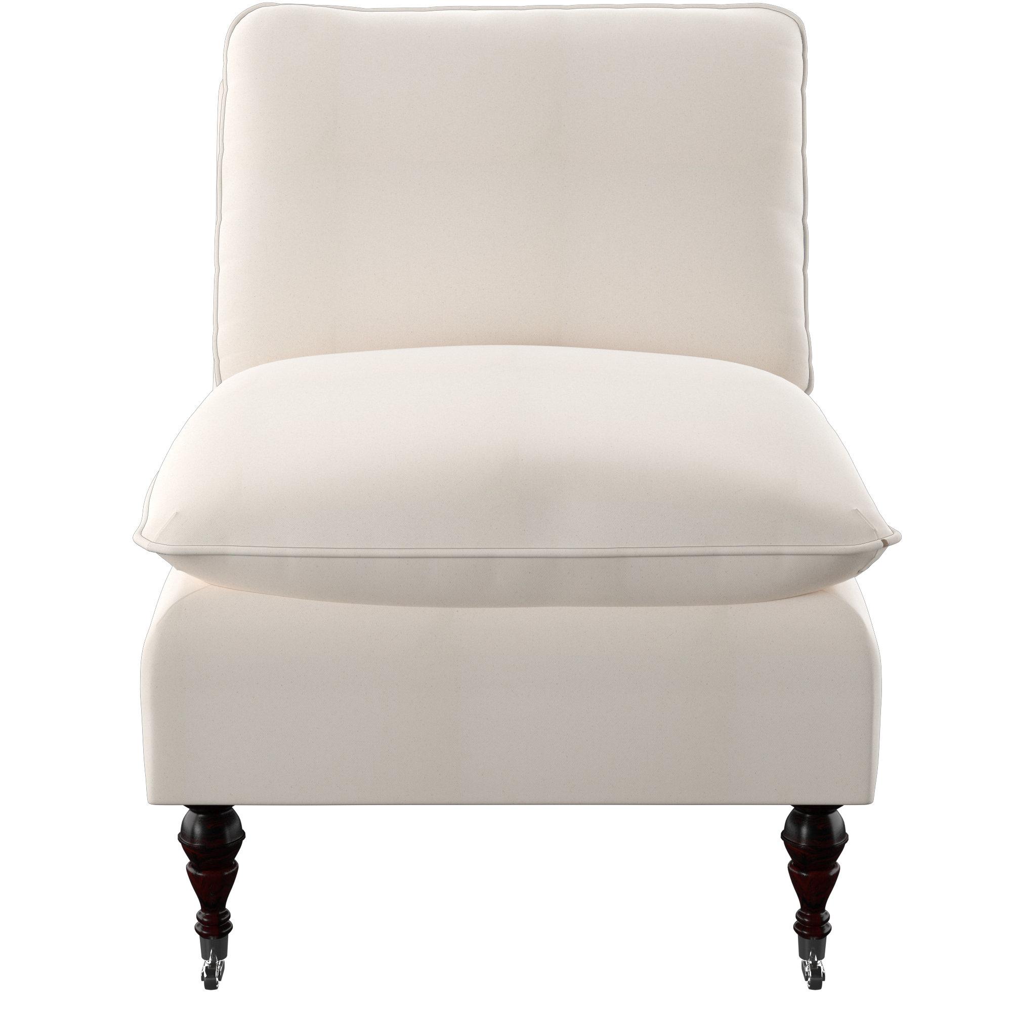 Wayfair Custom Upholstery™ Katherine Slipper Chair U0026 Reviews | Wayfair