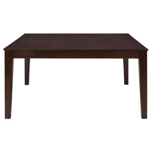 roquefort square dining table - Square Wood Dining Table