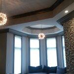 arteriors home zanadoo gold 12 light sputnik chandelier. Black Bedroom Furniture Sets. Home Design Ideas