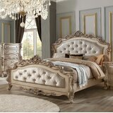 Grajeda Upholstered Sleigh Bed byAstoria Grand