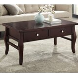 Finleyville Coffee Table with Storage by Three Posts