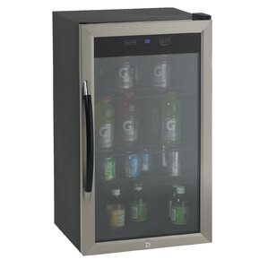 3 cu ft beverage center