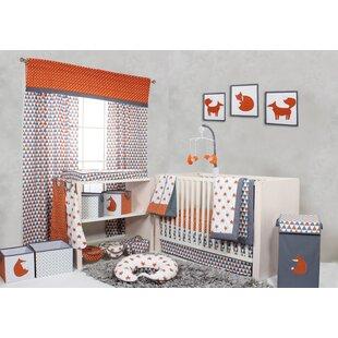 Ketron 10 Piece Crib Bedding Set