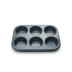 Non Stick 6 Cups Muffin Pan