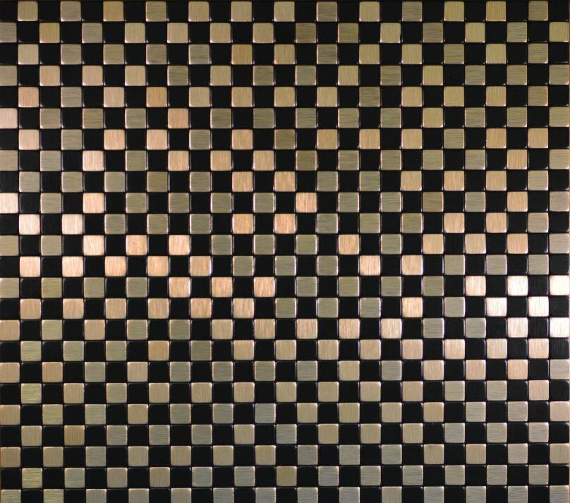 Flexipixtile Alum Peel Stick Mosaic Tile Kitchen Backsplash Bath Red Velvet