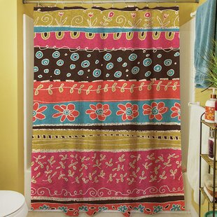 Dream Big Bohemian Shower Curtain By Manual Woodworkers & Weavers