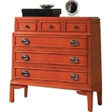 Torta Del 6 Drawer Accent Chest by HeatherBrooke Furniture