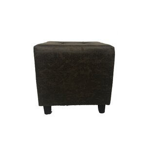 Find for Tannenbaum Antique Square Ottoman ByMillwood Pines