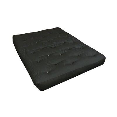 fort coil 9   cotton futon mattress gold bond 9   cotton and foam futon mattress  u0026 reviews   wayfair  rh   wayfair
