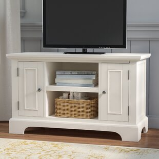 Great Price Parks TV Stand for TVs up to 42 By Birch Lane™