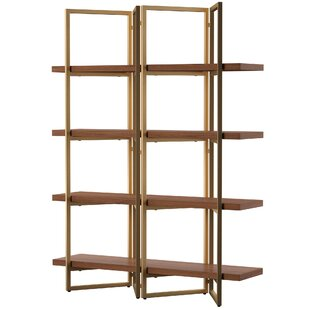 Rhem Etagere Bookcase by Mercury Row