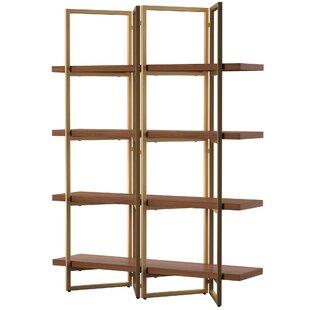 Rhem Etagere Bookcase by Mercury Row