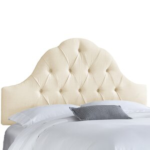 Ainsley Upholstered Panel Headboard by Wayfair Custom Upholstery?