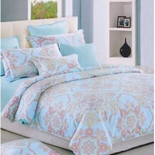Huddleston 100% Cotton 2 Piece Twin XL Reversible Comforter Set