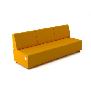 Pods By Dre Vinyl 3 Seater Lounge Sofa