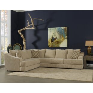 Fresh Sienna Sectional Sage Avenue