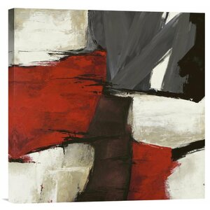 'Continuum II' by Jim Stone Painting Print on Wrapped Canvas by Global Gallery