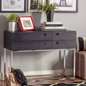 Ana Maria Console Table by Zipcode Design