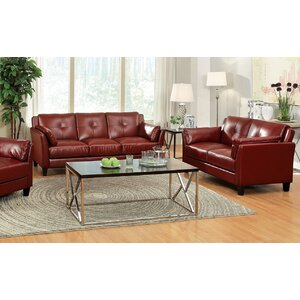 Newport 2 Piece Living Room Set