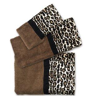 3 Piece 100 Cotton Towel Set