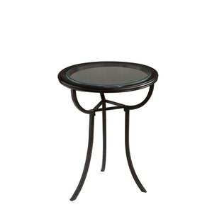 Tandridge Round End Table by Darby Home Co
