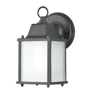 Shop For 1-Light Outdoor Wall Lantern By Sunset Lighting