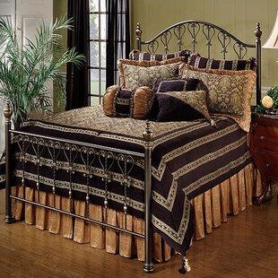 Anthem Panel Bed by Fleur De Lis Living