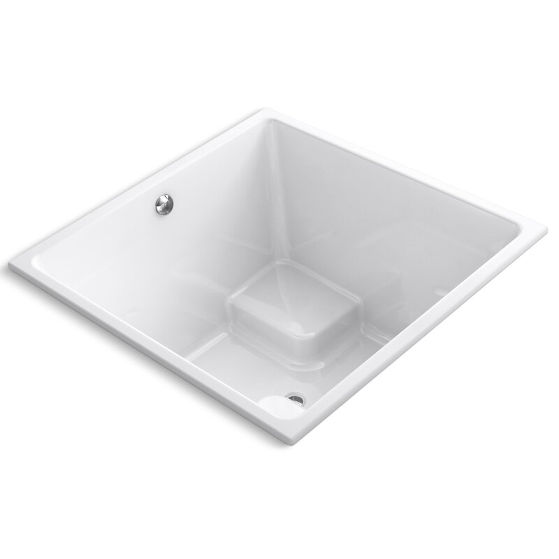 48x48 corner tub shower. Underscore 48  x Soaking Bathtub Kohler Reviews Wayfair