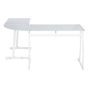 Moskowitz L-Shape Writing Desk