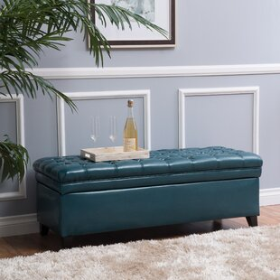 Affordable Cullins Tufted Storage Ottoman By Alcott Hill