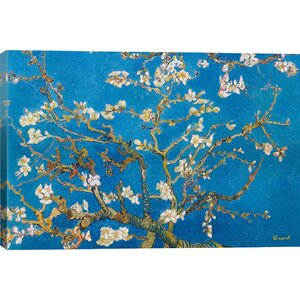 'Almond Blossom' by Vincent van Gogh Print by East Urban Home