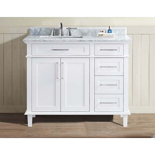 Bon Beautiful Chrome Bathroom Vanity | Wayfair