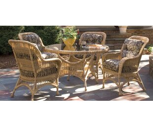Sommerwind 5 Piece Dining Set By Woodard