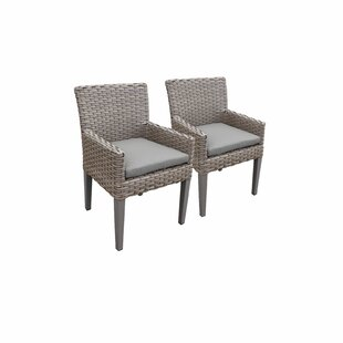 Monterey 5 Piece Dining Set with Cushions By TK Classics