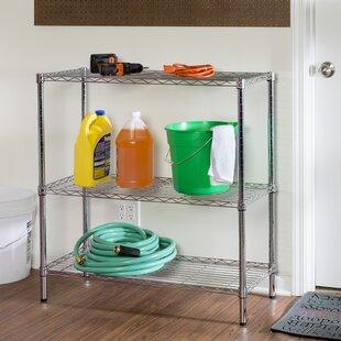 Superior Living Room Shelving Unit | Wayfair