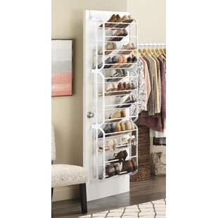 Compare & Buy 36 Pair Otd Overdoor Shoe Organizer By Rebrilliant