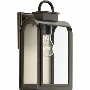 Colona 1-Light Outdoor Wall Lantern By Darby Home Co Outdoor Lighting