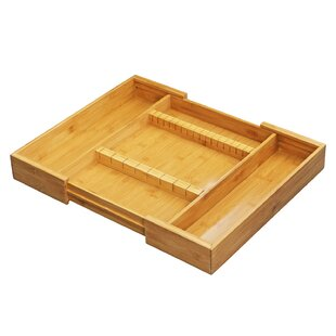 Searching for Harless 2.6H x 22W x 17.3D Drawer Organizer By Symple Stuff