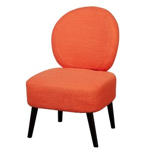 Online Reviews Cales Slipper Chair By Wrought Studio