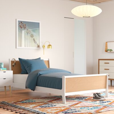 Oeuf Twin Panel Bed Bed Frame Beds Bed Frames